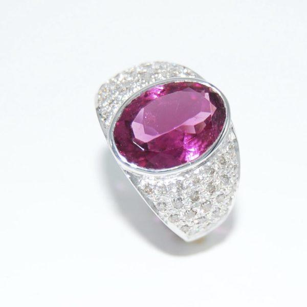 Beautiful pink tourmaline