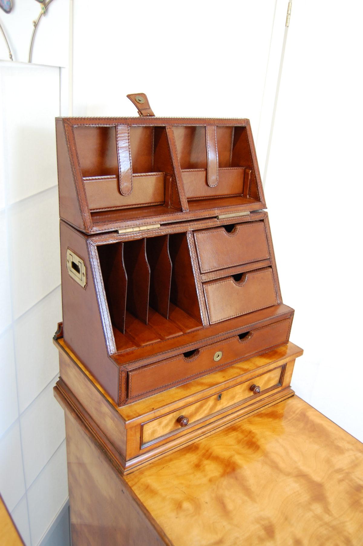 stationary box.