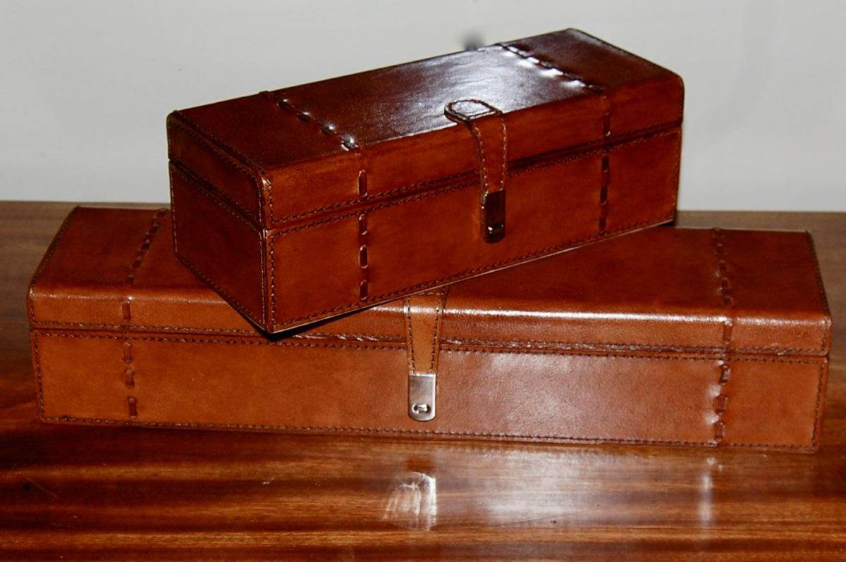 LuxuryLuxury Leatherbox for 5 watches