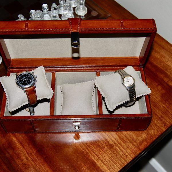 Open Three Box